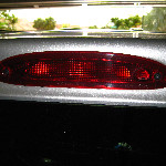 Dodge Caravan Third Brake Light Bulb Replacement Guide