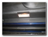 2008-2015 Dodge Challenger Door Courtesy Step Light Bulb Replacement Guide