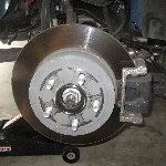 Dodge Challenger Rear Brake Pads Replacement Guide