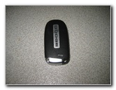 how to change battery in key fob chrysler 300