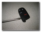 Dodge Challenger Smart Key Fob Battery Replacement Guide
