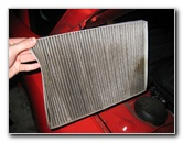 Dodge Charger Cabin Air Filter Replacement Guide