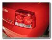 Dodge Charger Tail Light Bulbs Replacement Guide