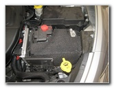 Dodge Dart 12V Automotive Battery Replacement Guide - 2013