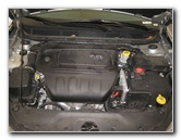 dodge dart engine oil change filter replacement guide 2013 to dodge dart tigershark i4 engine oil change filter