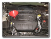 2013-2016 Dodge Dart 2.0L I4 Engine Oil Change Guide
