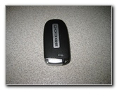 Dodge Durango Smart Key Fob Battery Replacement Guide