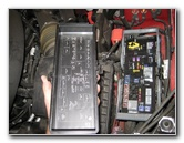 2011 dodge journey fuse box diagram dodge journey electrical fuse replacement guide - 2009 to ...