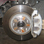 Dodge Journey Front Brake Pads Replacement Guide