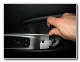 Dodge Journey Interior Door Panel Removal Guide 2009 To