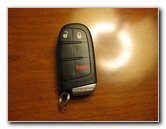 Dodge Journey Key Fob Battery Replacement Guide