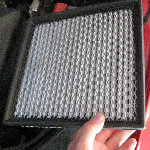 Dodge Journey Engine Air Filter Replacement Guide
