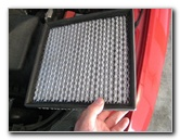 Dodge Journey 3.6L V6 Engine Air Filter Replacement Guide