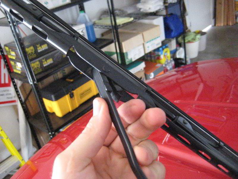 Dodge Journey Windshield Window Wiper Blades Replacement Guide on 1991 Dodge Dakota Wiper Motor Repair