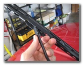 dodge journey windshield window wiper blades replacement. Black Bedroom Furniture Sets. Home Design Ideas