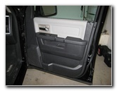 Dodge Ram 1500 Interior Door Panel Removal Guide