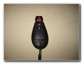 09-13 Dodge Ram Key Fob Battery Replacement Guide