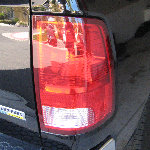 Dodge Ram 1500 Tail Light Bulbs Replacement Guide