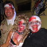 Downtown Boca Raton Zombie Crawl