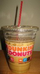 Dunkin Donuts Free Iced Coffee South Florida