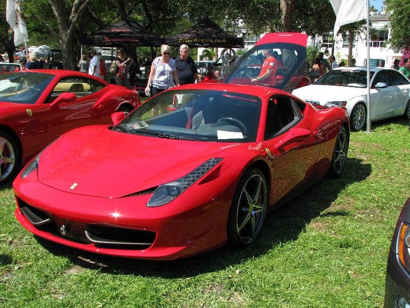 Festivals of Speed Exotic Car Show Pictures - St. Petersburg, FL ...