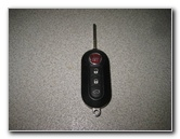 fiat 500 key fob battery replacement guide 2008 to 2015. Black Bedroom Furniture Sets. Home Design Ideas