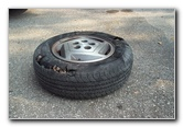 Firestone Tire Failure Photo Album