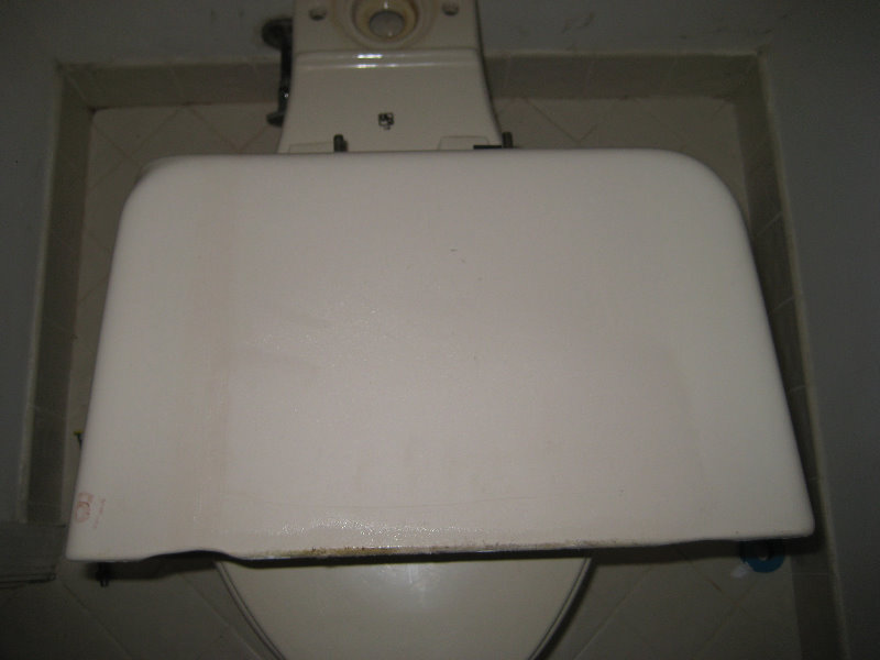 how to fix cameron toilet