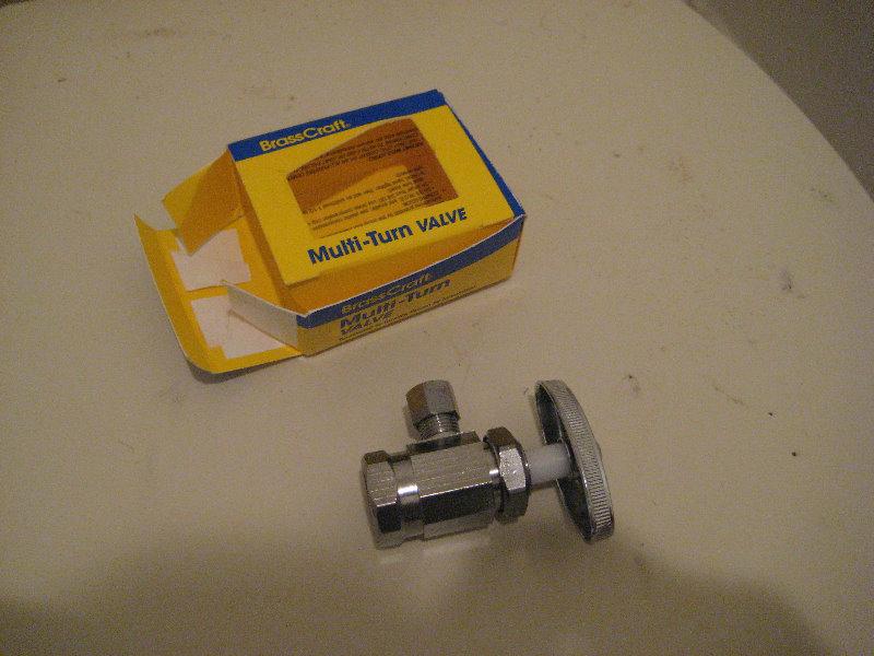 how to fix a leaking toilett