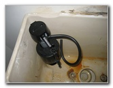 how to fix a leaky fill valve in toilet