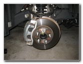 Ford Crown Victoria Front Brake Pads Replacement Guide
