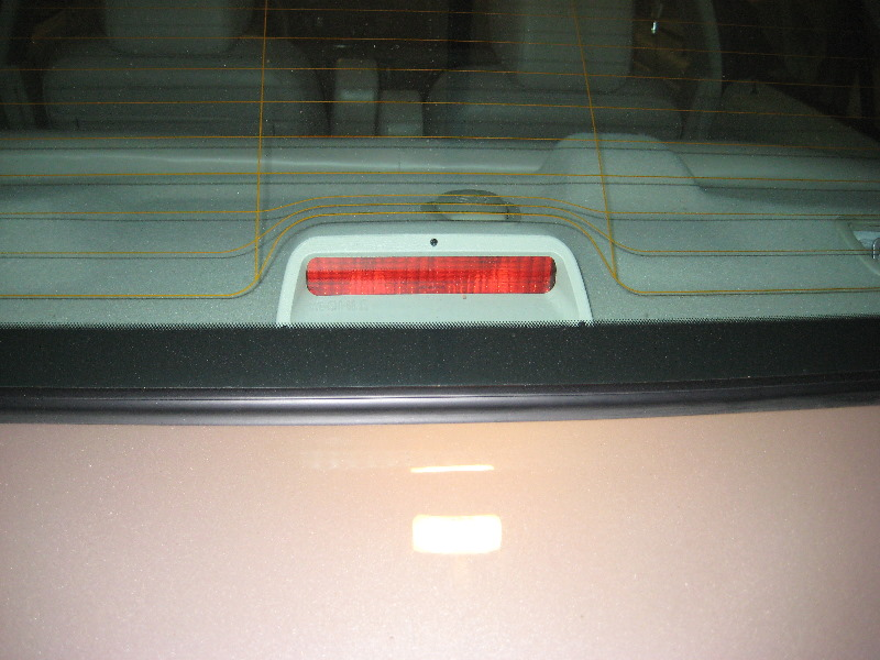 ... -2011 Ford Crown Victoria with picture illustrated DIY instructions