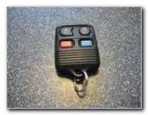 1998-2011 Ford Crown Victoria Key Fob Battery Replacement Guide