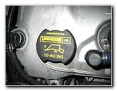 Ford Edge Duratec  V Engine Oil Change