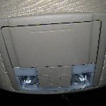 Ford Edge Overhead Map Light Bulbs Guide