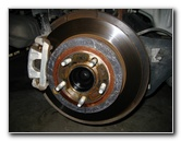 Ford Edge Rear Brake Pads Replacement Guide