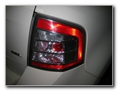 Ford Edge Tail Light Bulbs Guide