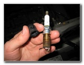 Ford Escape 2.5L I4 Engine Spark Plugs Replacement Guide