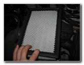 Ford Escape Engine Air Filter Replacement Guide