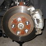 Ford Escape Front Brake Pads Replacement Guide