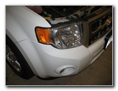 Ford Escape Headlight Bulbs Replacement Guide