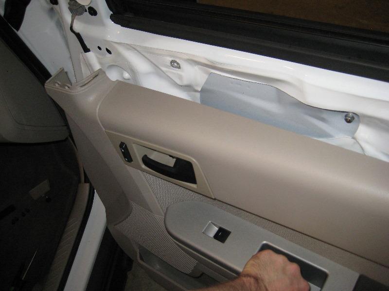 Ford Escape Interior Door Panel Removal Guide on Toyota Previa Repair Manual Pdf