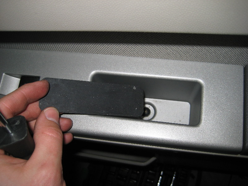 Removing Ford Escape Door Panels