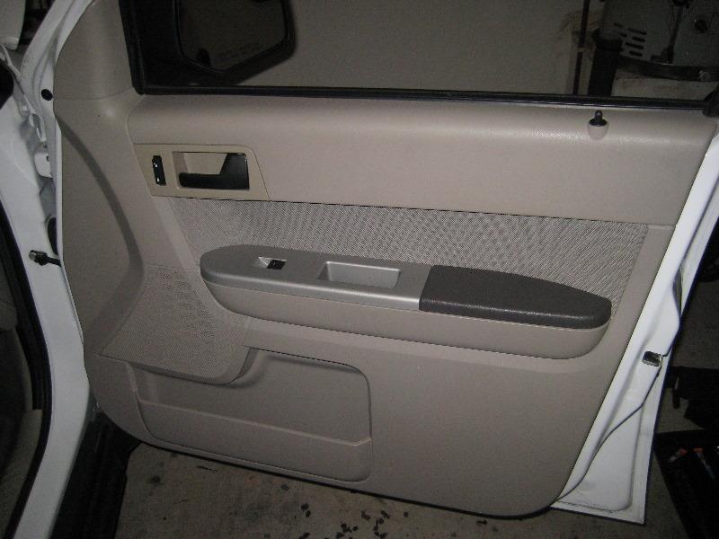 Ford-Escape-Interior-Door-Panel-Removal-Guide-048 & Escape-Interior-Door-Panel-Removal-Guide-048