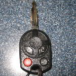 Ford Escape Key Fob Battery Replacement Guide