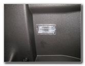 Ford Explorer Cargo Area Light Bulb Replacement Guide