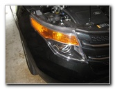 Ford Explorer Headlight Bulbs Replacement Guide