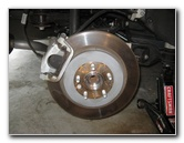 Ford Explorer Rear Disc Brake Pads Replacement Guide