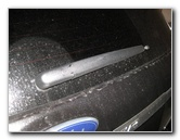 Ford Explorer Rear Wiper Blade Replacement Guide