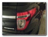 Ford Explorer Tail Light Bulbs Replacement Guide